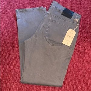 Lucky Brand Jeans - NEW Lucky Brand Jeans Grey 121 Slim Straight Pants
